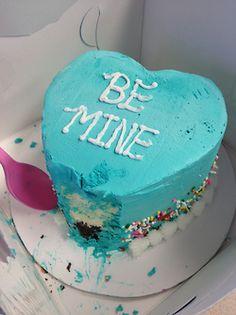 Be mine cake!