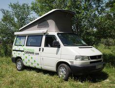 Carmela, VW T4 Westfalia California Coach