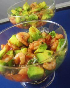 Rick Bayless - Acapulco Style Shrimp Cocktail