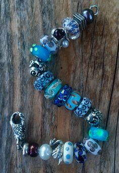 my current bracelet with some final adjustments  - Tania Bouckaert