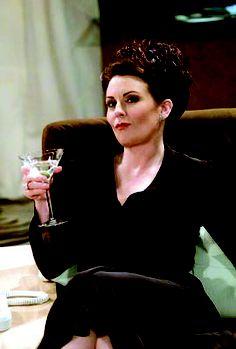 Karen Walker played by Megan MullalyWill & Grace