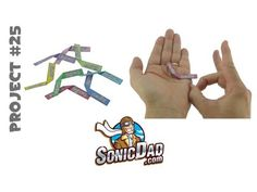 Sonic Micro Boomerang - SonicDad Project #25 - YouTube