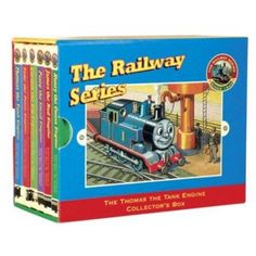 railway series boxed set