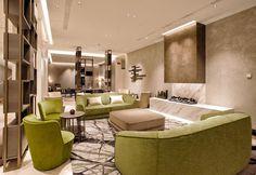 Il progetto di THDP trasforma l'albergo di via Galvani in un boutique hotel all'insegna di funzionalità, comfort e networking