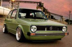 Volkswagen Golf Mk1, Vw Mk1, Golf Mk2, Car Colors, Vw Cars, Way Of Life, Bmw M5, Cool Cars, Dream Cars
