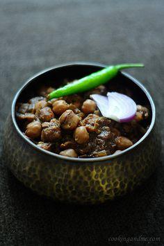 Punjabi Chole Masala Recipe by Nags The Cook