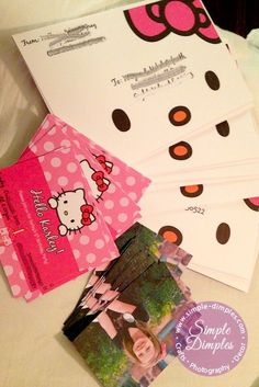 Simple Dimples: Hello Kitty Birthday Party