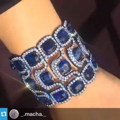 Repost @_.macha._ - Beautiful Cuff by Glenn Spiro @glennspirojewels #glennspiro #amirigems