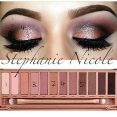 Gorgeous Makeup: Tips and Tricks With Eye Makeup and Eyeshadow – Makeup Design Ideas Kiss Makeup, Love Makeup, Makeup Inspo, Makeup Inspiration, Hair Makeup, Makeup Brush, Makeup Goals, Makeup Tips, Beauty Makeup
