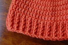 Free Crochet Men's Hat Pattern | JJCrochet | JJCrochet's Blog