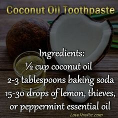 You are surely familiar with the countless health benefits of coconut oil, but you might now be aware of the fact that this oil is highly beneficial for your dental health.