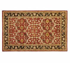 Vienna Persian-Style Rug #potterybarn  8'x10' USA delivery $800 + shipping  Nov 25 sale prive $639 +$25 shipping