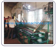 Shell And Kernel Separating System   Get more details http://www.cashewmachines.com/shell-and-kernel-separating-system.html