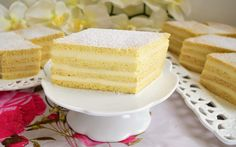 Yummy Treats, Sweet Treats, Beignets, Diy Food, Food Ideas, Bruschetta, Holidays And Events, Vanilla Cake, Diy And Crafts