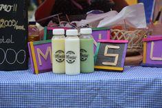 Susu Murni & Segar dan ada varian rasa juga loh.
