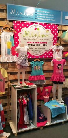 MINIMU:   Stand Nº 659 dedicado a Eco-diseño Infantil y Emprendedores infantiles