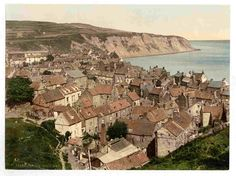 new to site Robin Hood Bay, Channel Islands, England
