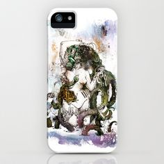 To drink or not to drink? iPhone & iPod Case by Chao-Yi Chung - $35.00