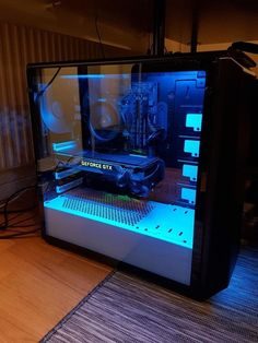 Best gaming PC cases on the market this year. Gaming Computer Setup, Gaming Pc Build, Computer Build, Gaming Pcs, Gaming Room Setup, Pc Setup, Computer Case, Pc Cases, Gaming Pc Under 500