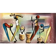 @Overstock - Title: Mangochi Working Momma   Product type: Canvas Art  Style: Global http://www.overstock.com/Worldstock-Fair-Trade/Canvas-Malawi-Working-Momma-Canvas-Art-Malawi/5661430/product.html?CID=214117 $44.29