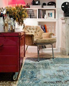 Round ayaan stone rugs hall pinterest - Tapijten ikea hal ...
