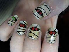 zombie #nails