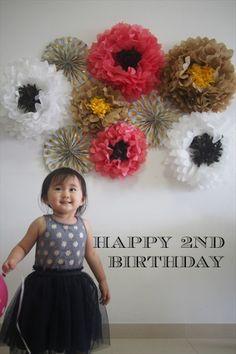 一週間前の日曜日、娘のりーは2歳になりました。 シンガポールでの子供のお誕生日、 スクールに通い始めると、学校でお友達と一緒にお祝いする為にケ...