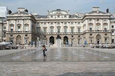 Somerset House Лондон Уильям Чемберс 1776-1796