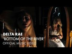 GORGEOUS music video! The video for Bottom Of The River by Delta Rae is my 2nd favorite music video after Kiko and the Lavender Moon.