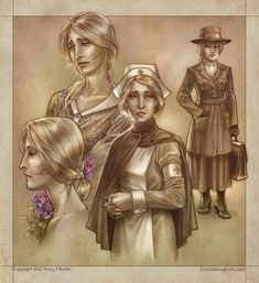 Nurses from the past: Go Public health nursing