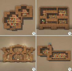 Minecraft House Plans, Minecraft Mansion, Minecraft Cottage, Easy Minecraft Houses, Minecraft House Tutorials, Minecraft Castle, Minecraft Room, Minecraft House Designs, Minecraft Decorations
