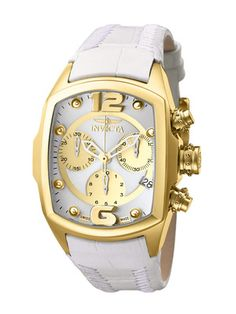 Invicta Watches  Women's Lupah Revolution Gold Watch