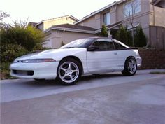 Picture Of 1991 Eagle Talon 2 Dr TSi Turbo AWD Hatchback Exterior Eagles