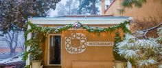 Have a stress free holiday, so plan on dining at one of our Santa Fe restaurants. open on both Christmas Eve and Christmas Day and will offer a la carte specials and a three course prix fixe menu. Available Dec. 11 - Dec. 23, Jan, Feb 2017, good winter rates, Santa Fe vacation Rental, Cozy historic adobe home in town- walking distance to the plaza, Find more at Airbnb 2562597,Visit Santa Fe,The City Different, Winter in Santa Fe is beautiful for skiing, snow shoeing and hikes under the full…