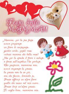 tante idee per la festa della mamma!!! many ideas for Mother's Day!
