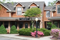 This is our Westbrook Ct Office http://www.shorelinepropertiesct.com