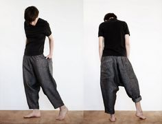 Muku Linen Pants