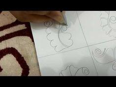 Arabic Mehendi Design Tutorial For Beginners