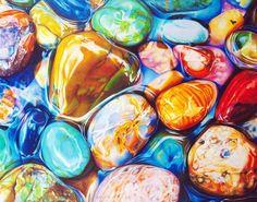 Разноцветные камушки от Ester Roi : bboyfred