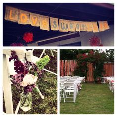 Wedding ideas Our Wedding, Wedding Ideas, Wedding Stuff, Table Decorations, Furniture, Pasta Recipes, Home Decor, Weddings, Music