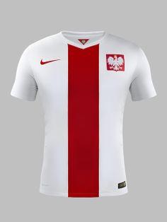 NIKE, Inc. - Poland Unveils New National Team Kit with Nike