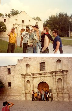 The Clash at the Alamo