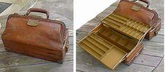 Button Storage | 1900's Tackle Box