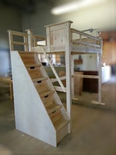 loft bed designs - Google Search