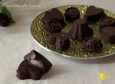 cioccolatini alla banana ricetta il chicco di mais