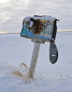 I dont get your letters anymore... by im pastor rick, via Flickr