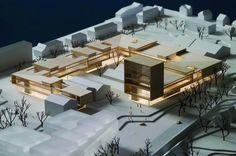 Bergen University College / Cubo Arkitekter + HLM Arkitektur