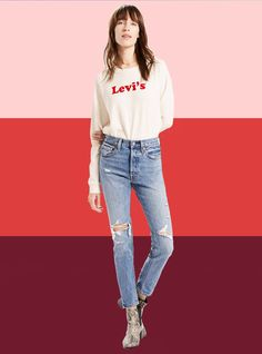 Those Mythical 501s You've Failed At Thrifting Are Now Available #refinery29  http://www.refinery29.com/2016/12/132429/levis-501-jeans-new-skinny-cut