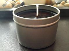Fresh Coffee Soy Candle,Organic Candle,Essential Oil Candle by BellaOrganicsBySach on Etsy