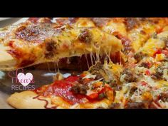 What's for Dinner? | Homemade Pizza made from scratch : dough & sauce - ...